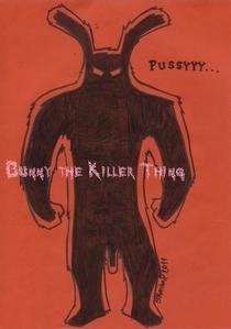 Bunny the Killer Thing - Poster / Capa / Cartaz - Oficial 3