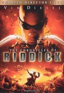 A Batalha de Riddick - Poster / Capa / Cartaz - Oficial 5