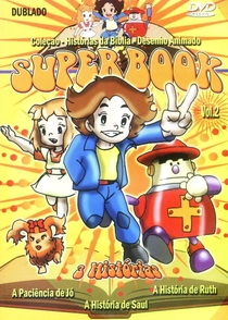 Superbook - Volume II  - Poster / Capa / Cartaz - Oficial 1