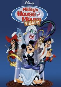 Os Vilões da Disney - Poster / Capa / Cartaz - Oficial 1