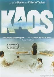 Kaos - Poster / Capa / Cartaz - Oficial 1
