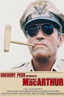 MacArthur - O General Rebelde - Poster / Capa / Cartaz - Oficial 5