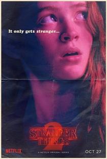 Stranger Things (2ª Temporada) - Poster / Capa / Cartaz - Oficial 13