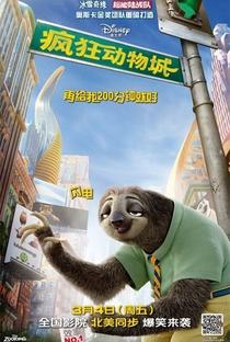 Zootopia: Essa Cidade é o Bicho - Poster / Capa / Cartaz - Oficial 31
