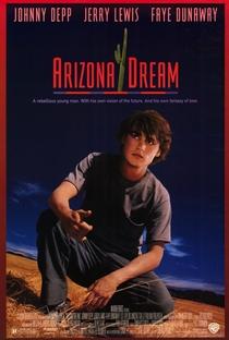 Arizona Dream: Um Sonho Americano - Poster / Capa / Cartaz - Oficial 3
