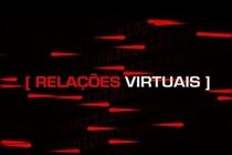 Relações Virtuais - Poster / Capa / Cartaz - Oficial 1