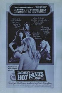 Dagmar's Hot Pants, Inc. - Poster / Capa / Cartaz - Oficial 1