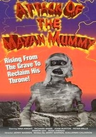 Attack of the Mayan Mummy - Poster / Capa / Cartaz - Oficial 2