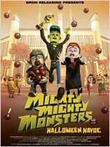 Monstrinhos Pra Valer: Confusões de Halloween - Poster / Capa / Cartaz - Oficial 2