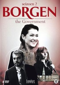 Borgen (2ª Temporada) - Poster / Capa / Cartaz - Oficial 1