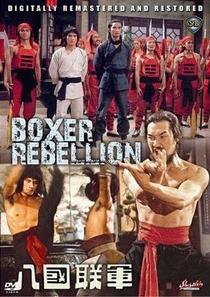 A Rebelião dos Boxers - Poster / Capa / Cartaz - Oficial 3