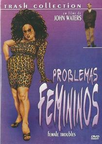 Problemas Femininos - Poster / Capa / Cartaz - Oficial 6