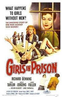 As Lobas da Penitenciária - Poster / Capa / Cartaz - Oficial 1