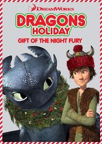 Dragões: O Presente do Fúria da Noite - Poster / Capa / Cartaz - Oficial 4