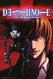 Death Note (1ª Temporada) - Poster / Capa / Cartaz - Oficial 17