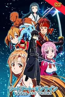 Sword Art Online (1ª Temporada) - Poster / Capa / Cartaz - Oficial 8