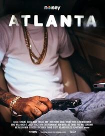 Noisey Atlanta - Poster / Capa / Cartaz - Oficial 1
