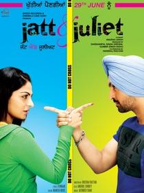 Jatt & Juliet - Poster / Capa / Cartaz - Oficial 2