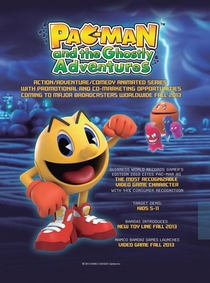 Pac-Man e as Aventuras Fantasmagóricas - Poster / Capa / Cartaz - Oficial 3