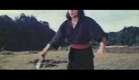 English trailer for The Warrior against the Blind Swordsman