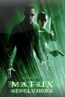 Matrix Revolutions - Poster / Capa / Cartaz - Oficial 5