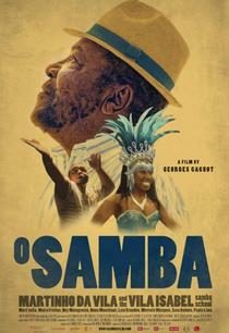 O Samba - Poster / Capa / Cartaz - Oficial 1