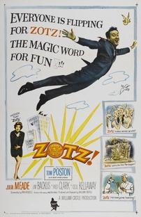 Zotz! A Moeda Mágica - Poster / Capa / Cartaz - Oficial 1