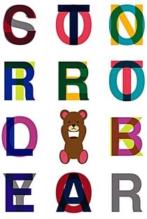 Control Bear - Poster / Capa / Cartaz - Oficial 1