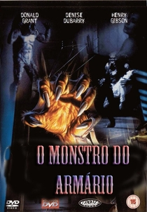 O Monstro do Armário - Poster / Capa / Cartaz - Oficial 2
