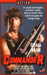 Commander - O Último Soldado Americano - Poster / Capa / Cartaz - Oficial 5