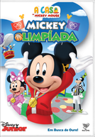 A Casa Do Mickey Mouse - Mickey Olimpíada (Mickey Mouse Clubhouse: Mickey's Sport-Y-Thon)