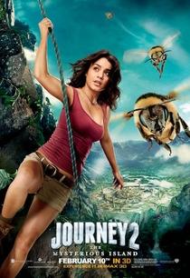 Viagem 2 - A Ilha Misteriosa - Poster / Capa / Cartaz - Oficial 4