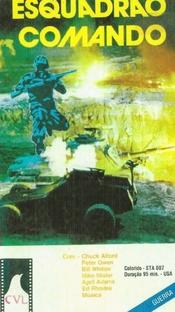 Esquadrão Comando - Poster / Capa / Cartaz - Oficial 1