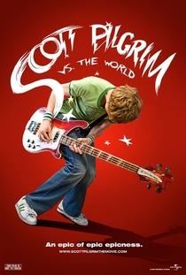 Scott Pilgrim Contra o Mundo - Poster / Capa / Cartaz - Oficial 1