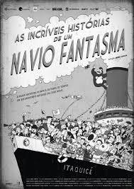 As Incríveis Histórias de um Navio Fantasma - Poster / Capa / Cartaz - Oficial 2