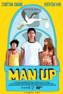 Man Up - Poster / Capa / Cartaz - Oficial 1