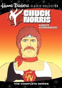 Chuck Norris: Karate Komandos - Poster / Capa / Cartaz - Oficial 1