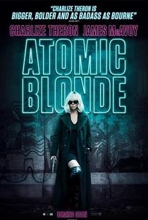 Atômica - Poster / Capa / Cartaz - Oficial 11