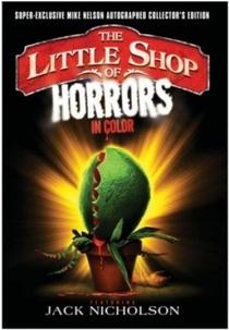 A Pequena Loja dos Horrores - Poster / Capa / Cartaz - Oficial 1