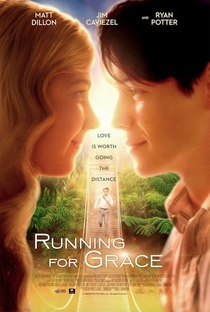 Running for Grace - Poster / Capa / Cartaz - Oficial 1