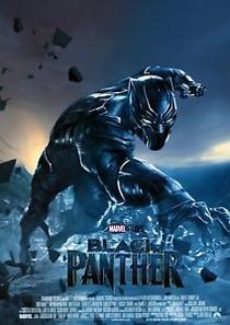 Pantera Negra - Poster / Capa / Cartaz - Oficial 27