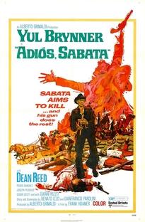 Sabata Adeus - Poster / Capa / Cartaz - Oficial 1