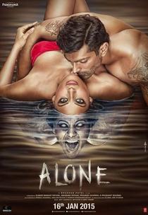 Alone - Poster / Capa / Cartaz - Oficial 2