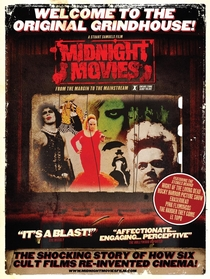 Midnight Movies: From the Margin to the Mainstream  - Poster / Capa / Cartaz - Oficial 2