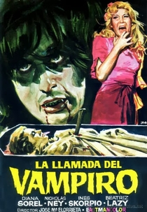 La Llamada del Vampiro - Poster / Capa / Cartaz - Oficial 1