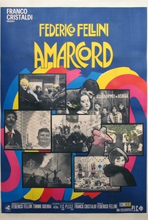 Amarcord - Poster / Capa / Cartaz - Oficial 11