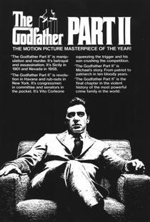 O Poderoso Chefão: Parte II - Poster / Capa / Cartaz - Oficial 9