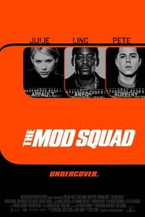 Mod Squad - O Filme - Poster / Capa / Cartaz - Oficial 2