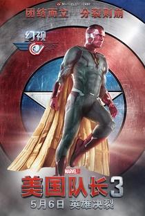 Capitão América: Guerra Civil - Poster / Capa / Cartaz - Oficial 44