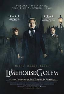 Os Crimes de Limehouse - Poster / Capa / Cartaz - Oficial 1